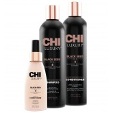 CHI Luxury Luminous Locks 3pk