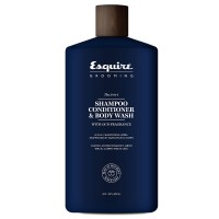 Esquire Grooming The 3-In-1 Shampoo / Conditioner / Body Wash 14oz