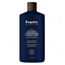 Esquire Grooming The 3-In-1 Shampoo / Conditioner / Body Wash 3oz