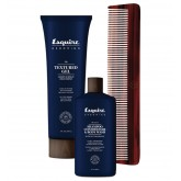 Esquire Grooming Medium Hold Styling 3pk