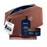 Esquire Grooming Shower Basics Travel Kit 3pk