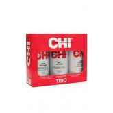 CHI Infra Shamp Cond Silk Infusion 3pk 12oz