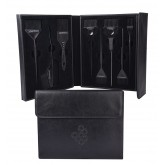 Framar Color Brush Kit Black 8pc