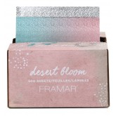 "Framar Desert Bloom 5x11"" Embossed Pop Ups 500ct"
