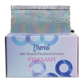 "Framar Ethereal 5x11"" Embossed Pop-Up Foil - 500 Sheets"