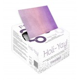 "Framar Limited Edition Holi-Yay Embossed Pop Ups 5x11"" 500pk"