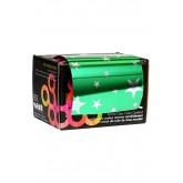 Foil It Large Roll Medium Ghetto Green Stars