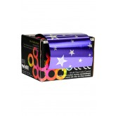 Foil It Large Roll Medium Paparazzi Purple Stars