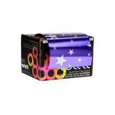 Framar Medium Roll - Large 5lbs - Paparazzi Purple Stars