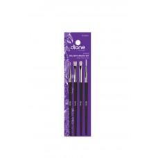 Fromm Gel Nail Brush Set 4pk