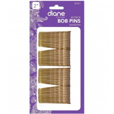 Fromm Bobby Pins 60pc - Brown