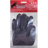 Get A Grip Gloves Black 2pk Small