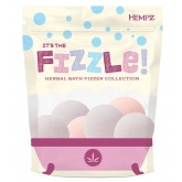 Hempz It's The Fizzle Bath Fizzer Collection 6pk