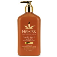 Hempz Pumpkin Spice & Vanilla Chai Moisturizer 16.9oz