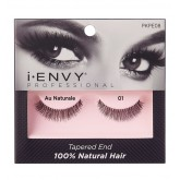 i.Envy Strip Lash Au Naturale Black