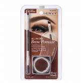i.Envy All-In-1 Eyebrow Pomade - Soft Brown