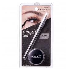 i.Envy Wing It Eyeliner Kit Black