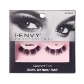 i.Envy Strip Lashes Quattro 01 Black