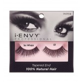 i.Envy Strip Lashes So Wispy 01 Black