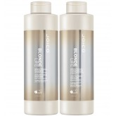 Joico Blonde Life Brightening Shamp Cond Litre Duo 33.8oz
