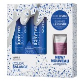 Joico Holiday 2019 Color Balance Blue 10oz 2pk