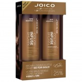 Joico Color Infuse Brown Shampoo and Conditioner 2pk 10.1oz