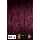 Joico Lumishine 4RRV Red Red Violet Medium Brown 2.5oz