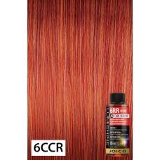 Joico Lumishine Demi Liquid 6CCR Copper Copper Red Dark Blonde 2oz