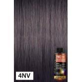 Joico Lumishine Demi Liquid 4NV Natural Violet Medium Brown 2oz