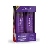 Joico Color Balance Purple Shamp Cond 2pk 10.1oz