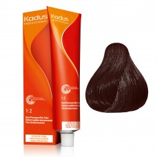 Kadus Demi-Permanent 4BB Medium Brunette Intense Brown 2oz