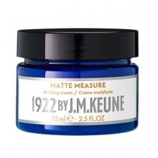 1922 By J.M. Keune Matte Measure 2.5oz