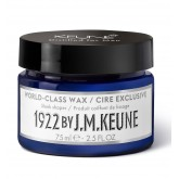 1922 by J.M. Keune World Class Wax 2.5oz