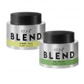 Keune Blend De-Frizz 2.5oz + Fiber Wax 2.5oz 2pk N/D
