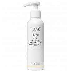 Keune Care Vital Nutrition Thermal Cream 4.7oz