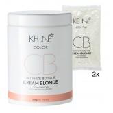 "<span class=""highlight"">Keune</span> <span class=""highlight"">Ultimate</span> <span class=""highlight"">Blonde</span> Cream Blonde With Refill..."