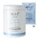 Keune Ultimate Blonde Power Blonde With Refill