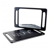 Keune Double Handled Mirror - Black