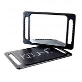 Keune Double Handled Mirror - Black