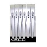 Keco Eagle Control Clips 6pk - Silver
