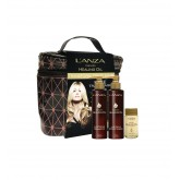 Lanza Keratin Healing Oil Travel Train Case 3pk