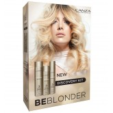 Lanza Healing Blonde Be Blonder Discovery Kit