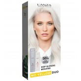 Lanza Keep Blondes Brighter No Yellow Duo