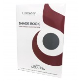 Lanza LIQUIDS Demi Gloss 2 Panel Shade Book