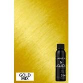Lanza LIQUIDS Demi Gloss Gold Mix Tone 3oz