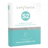 Lonvitalite S2 Collagen Firming & Moisturizing Face Mask 5pk