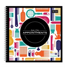 Marianna Appointment Book 6 Column 100 page