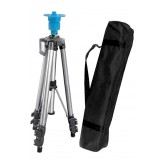 Marianna Black Tripod Manikin Holder Plus Case
