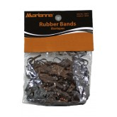 Marianna Elastic Rubber Bands Black 250pcs