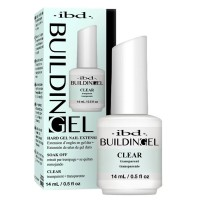 IBD Buildingel Clear 0.5oz